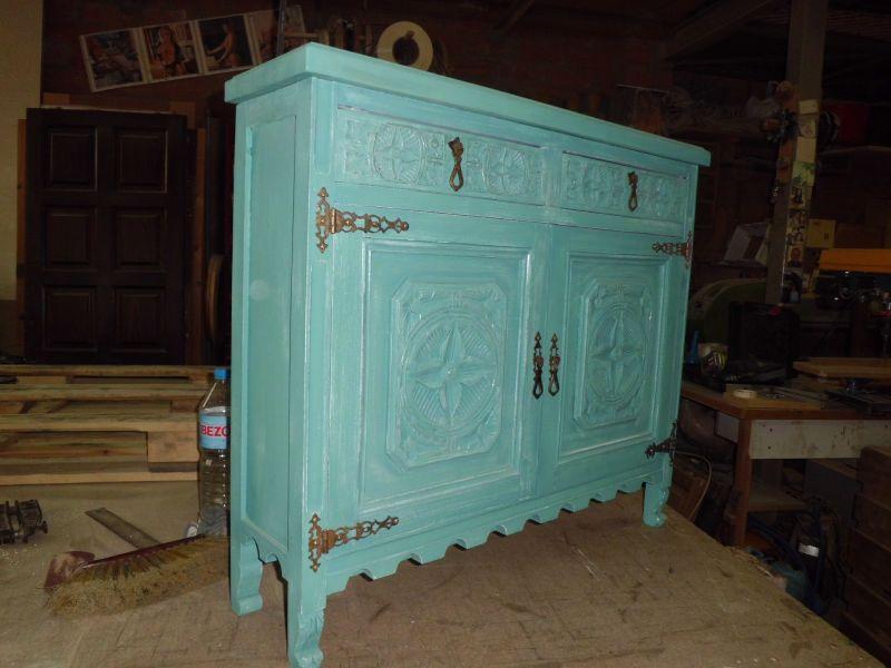 Mueble cásico